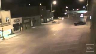UFO OVNI   Car Gets Abducted In Cavalier, North Dakota