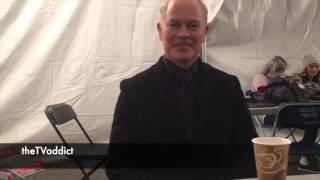 """Сериал """"Стрела"""", Arrow Set Visit 2015 - Neal McDonough"""