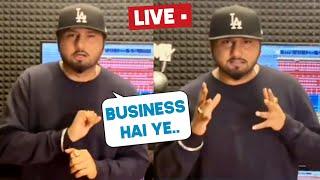Yo Yo Honey Singh LIVE Interview | Talking About Neha Kakkar, AR Rahman & His Wife | Kaanta Laga