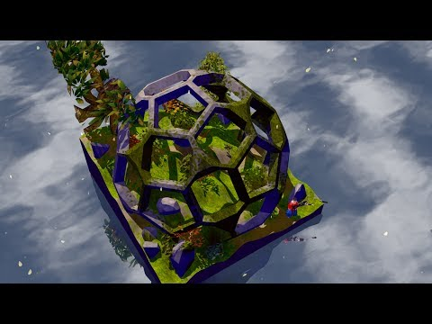 Miegakure [Hide&Reveal] a true 4D puzzle-platforming game thumbnail