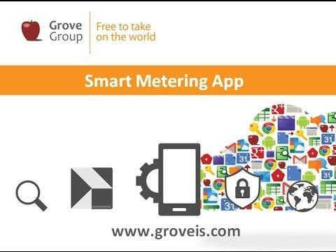 Grove Smart Meter App