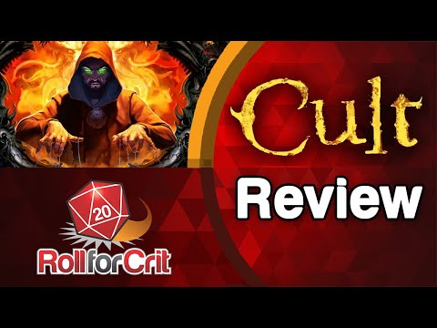 Cult: Choose Your God Wisely Review | Roll For Crit