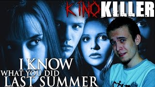 """KinoKiller - Обзор на фильм """"Я знаю, что вы сделали прошлым летом"""" (Ностальгический обзор)"""