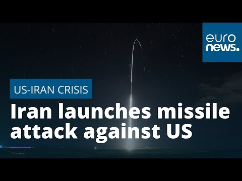 Iran launches missile attack against US forces inside Iraq