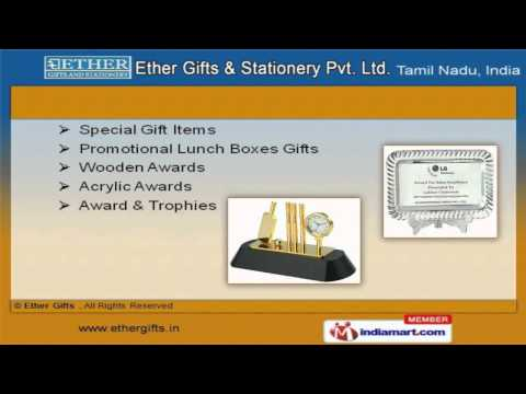 Ether Gifts & Stationery Private Limited, Chennai - Wholesale Trader
