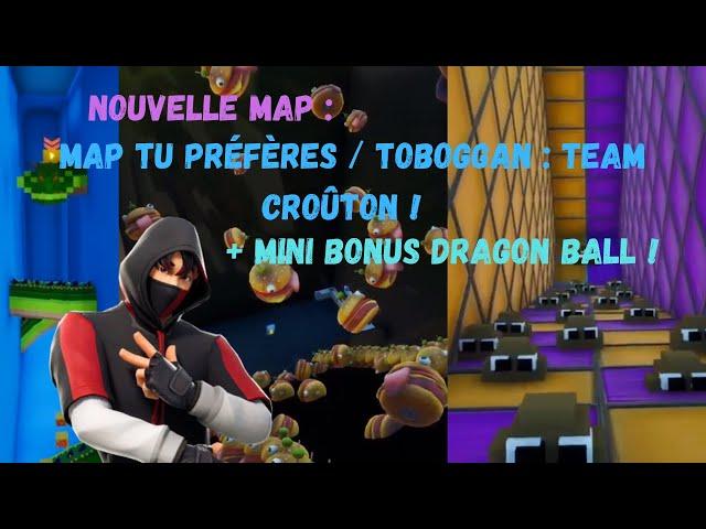 Tu Préfères / Toboggan : Team Croûton