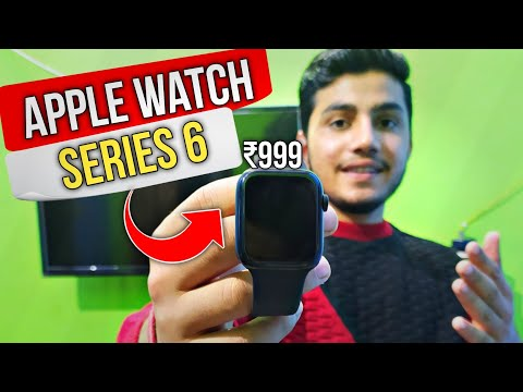 Apple Watch Series 6 || Apple Watch Series 6 Copy || Best Smart Watch Under 1,000 ||