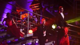 Boyzone - Ruby (live)  - Nottingham Arena 3/3/11