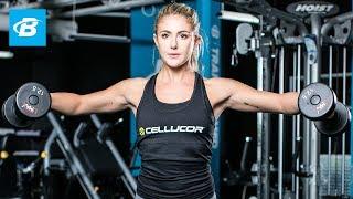 上半身強化訓練 出處 Bodybuilding.com