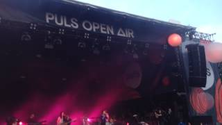 We Were Here - BOY @ Puls Open Air Festival 2016 Germany