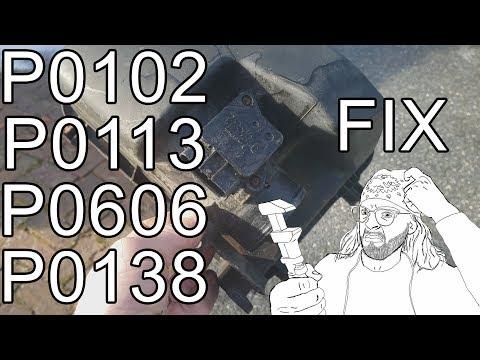 error code p0601 pt cruiser