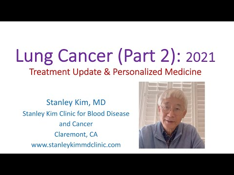 Rak płuca - aktualności w leczeniu
