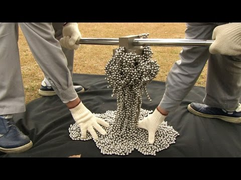 Neodymium magnets research