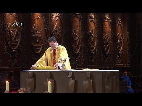 Messe du 29 décembre 2017