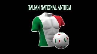Italian National Anthem Italy Azzurri World Cup 2010 South Africa Fratelli D'Italia Soccer Football