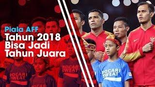 Media Asing Yakini 2018 Jadi Tahun Besar bagi Timnas Indonesia
