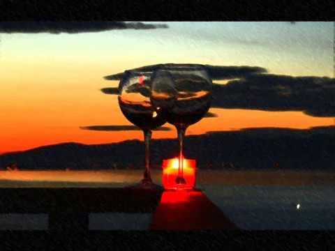 Прошу Вас пригубить вина в моём бокале (романс вариант 2)