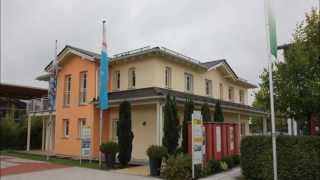 preview picture of video 'Musterhauszentrum Poing bei München'