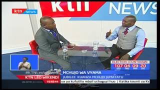 Mchambuzi wa Siasa-Dkt. Peter Nthige aongelea uchaguzi wa mchujo wa vyama nchini