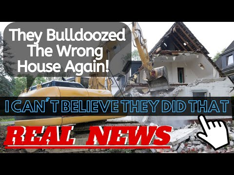Detroit's Demolition Contractor Demolishes The Wrong Home Again News Story