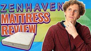 Zenhaven Mattress Review 2021 (MUST WATCH)