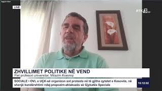 RTK3 Lajmet e orës 15:00 09.07.2020