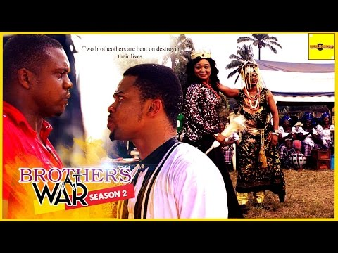 Nigerian Nollywood Movies - Brothers At War 2