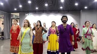 Yaad Piya Ki Aane Lagi Falguni Pathak Devesh Mirchandani In