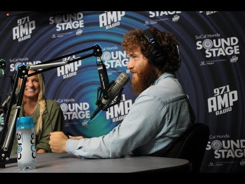 AMP Morning Show Interviews Mike Posner - FULL INTERVIEW