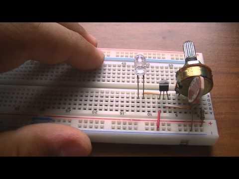 Proyectos Faciles de Elecetronica Como Hacer un Sensor de Luz (Luz Automatica)