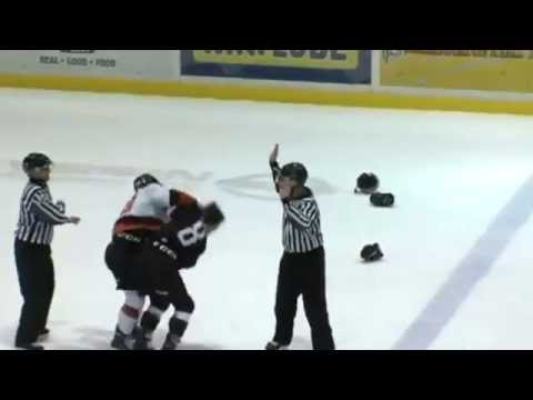 David Quenneville vs. Alec Baer