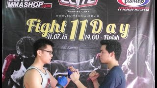 Fight Day 11 : Maichel Vs Vincent