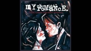 My Chemical Romance - You Know What They Do To Guys Like Us In Prison // lyrics