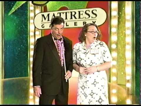 Mattress Gallery commercials.