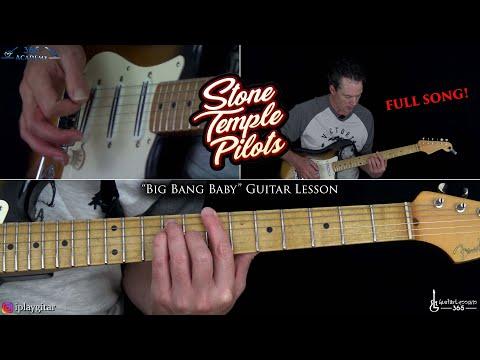 Stone Temple Pilots - Big Bang Baby Guitar Lesson