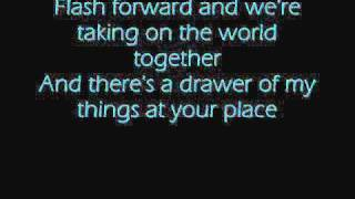 Taylor Swift - Mine (lyrics)
