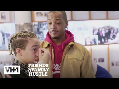 T.I. & Killer Mike Educate the Boys on Protests | T.I. & Tiny: Friends & Family Hustle