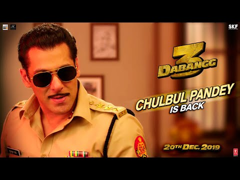 Dabangg 3 - Movie Trailer Image