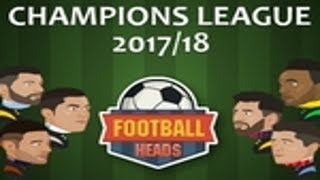 Dvadi Football Heads: Champions League 2017/18 | CZ/SK [1080p]