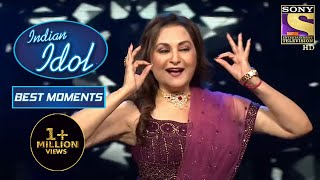 Jaya Ji ने किया 'Mijhe Nau Lakha Manga De' पे किया Beautifully Perform   Indian Idol Season 12