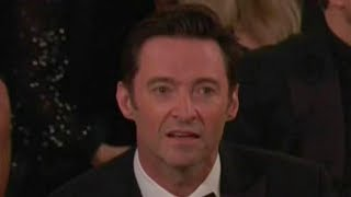 Hugh Jackmans SHOCKING Reaction To James Francos Golden Globes 2018 Win