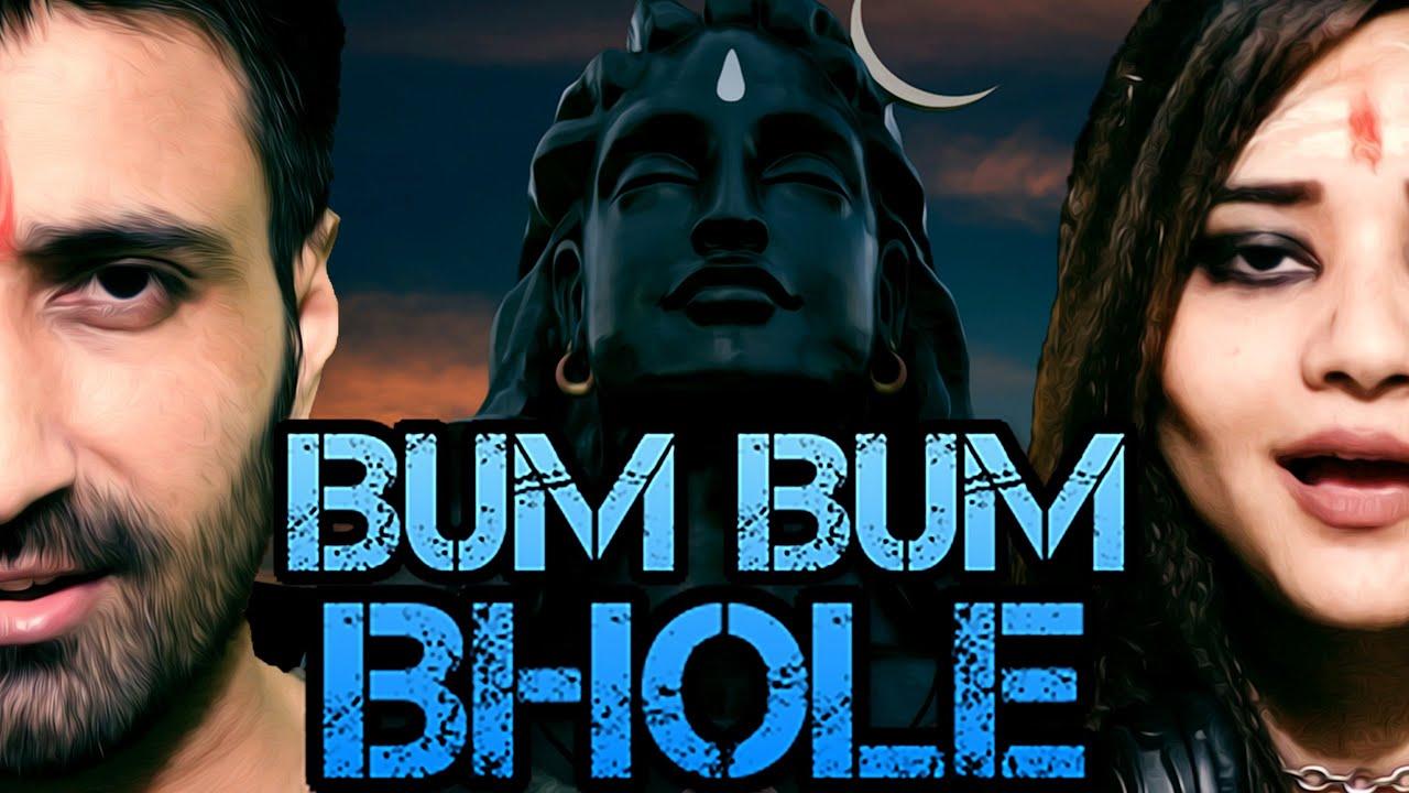 Bum Bum Bhole Lyrics -  Goonj Chand , Aarav singh Negi