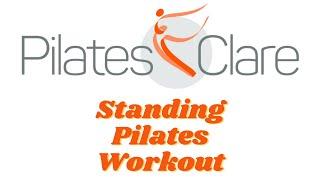 Standing Pilates Workout