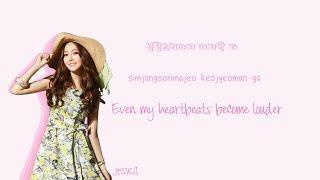 Jessica - Feeling crazy in love