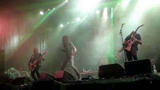 Allegiance Of Rock - Scream Of Anger (Europe) [Hojrock, Västervik, Sweden 30.7.2016]
