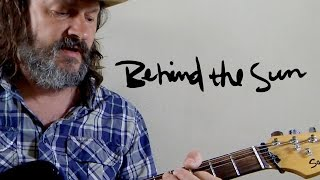 Cover of 'Behind the Sun' by Eric Clapton