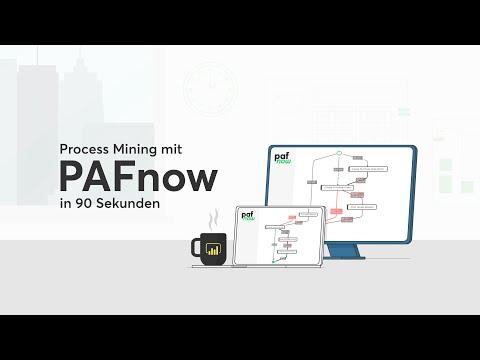 Process Mining mit PAFnow in Microsoft Power BI in 90 Sekunden!