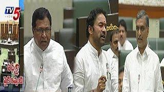 Telangana Assembly | మైక్ కట్ చేస్తున్నారని ప్రభుత్వంపై విపక్షాలు సీరియస్