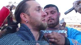 Территория силы - Богатырские забавы с Дмитрием Халаджи