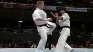 Elite Kyokushinkai Karate Fighters